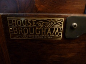 House of Brougham Chest
