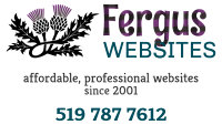 FergusWebsites.com - affordable, effective websites by U-C WEBS