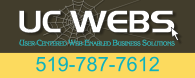 Does your website suck? (...people in) - www.u-cwebs.com - (519 787-7612