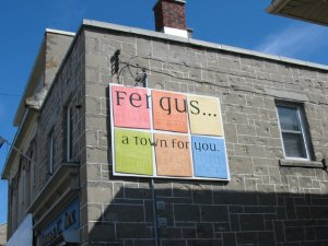 Fergus... a town for you